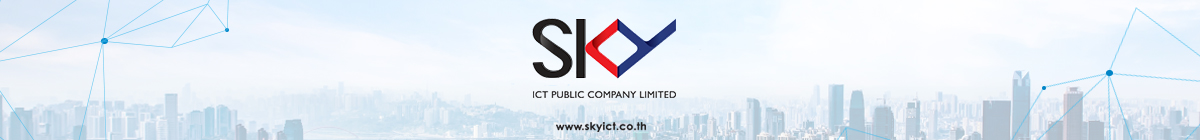 SKY ICT Public Company Limited.